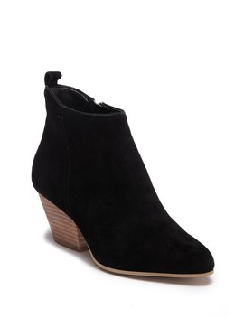 Pearse Suede Bootie by Dolce Vita