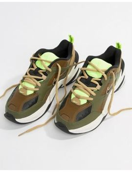 Nike   M2 K Tekno   Baskets   Kaki by Asos Fr