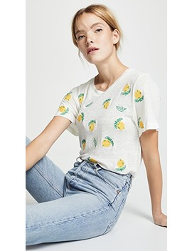 Lemons Tee by Banner Day