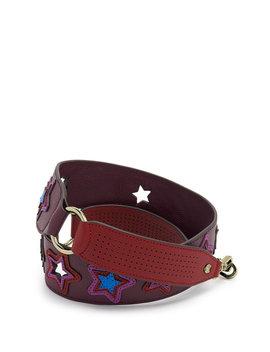 Influencer Stars Bag Strap by Henri Bendel