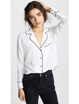 Amara Button Down Shirt by Rails