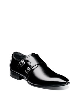 Vance Monk Strap Oxford by Stacy Adams