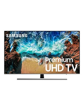 "Samsung Un75 Nu8000 Flat 75"" 4 K Uhd 8 Series Smart Led Tv (2018) by Samsung"
