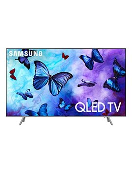 "Samsung Qn75 Q6 Flat 75"" Qled 4 K Uhd 6 Series Smart Tv 2018 by Samsung"