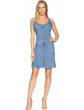 7 For All Mankind Womens Zip Front Dress by 7+For+All+Mankind