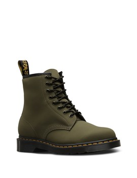 Lace Up Leather Boot by Dr. Martens