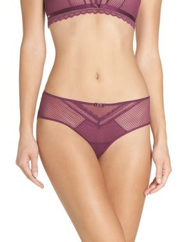 Parisian Allure Hipster Panties by Chantelle Intimates