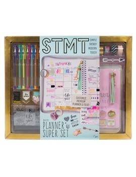 Stmt Diy Planner Super Set Activity Kit by Stmt