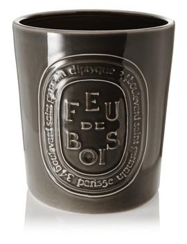 Feu De Bois Scented Candle, 1500g by Diptyque