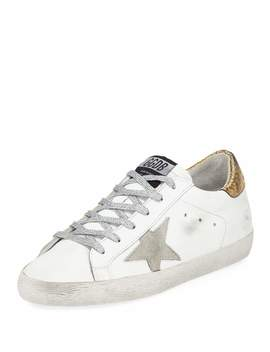 Mix Match Platform Sneakers by Golden Goose