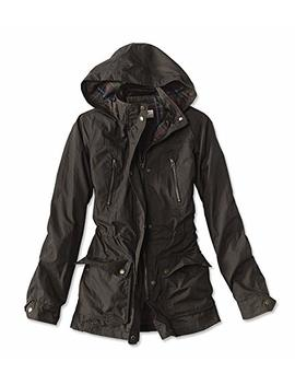 Orvis Women's River Road Waxed Cotton Jacket by Orvis