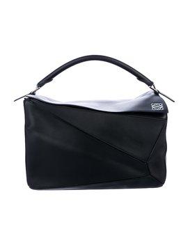 Large Puzzle Bag by Loewe