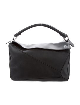 Leather Puzzle Bag by Loewe