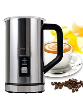 Secura Automatic Electric Milk Frother And Warmer 500ml by Secura