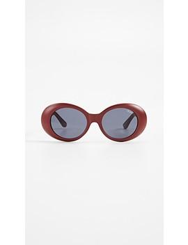 Frivolous Sunglasses by Quay