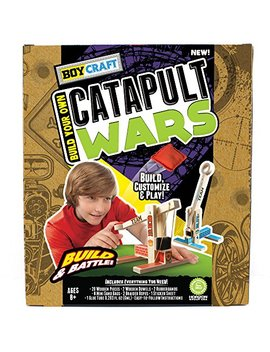 Boy Craft Catapult Wars By Horizon Group Usa by Boy Craft