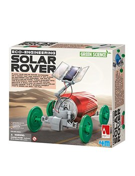 4 M Solar Rover Kit by 4 M