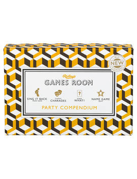 Ridley's Games Room Party Compendium by Ridley's