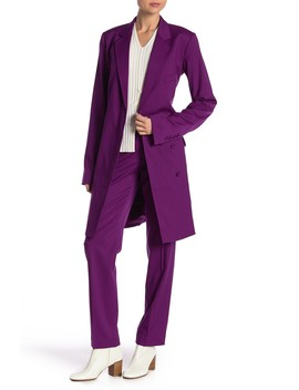 Slim Wool Blazer by Helmut Lang
