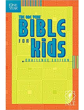 The One Year Bible For Kids, Challenge Edition Nlt (Tyndale Kids) by Amazon