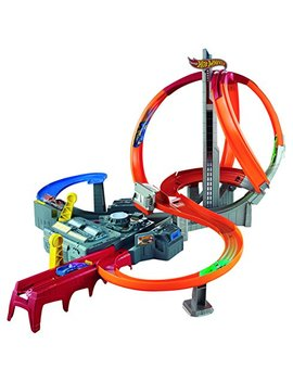 Hot Wheels Spin Storm Playset (Amazon Exclusive) by Hot Wheels