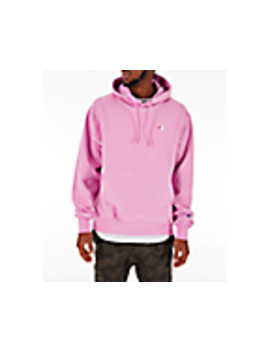Men's Champion Reverse Weave C Logo Hoodie by Champion
