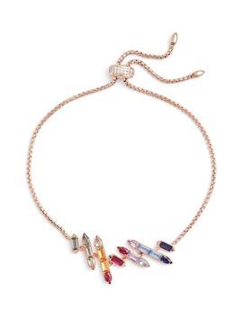 Prism Adjustable Bracelet by Nadri