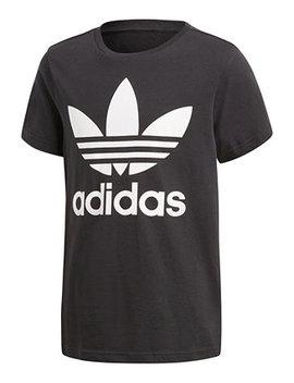 Adicolor Logo Print Cotton T Shirt, Big Boys by Adidas Originals