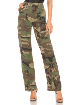 Originals High Waisted Cargo Pant by Re/Done