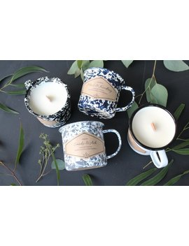 Camping Candle   Nature Inspired // Pure Soy by Etsy
