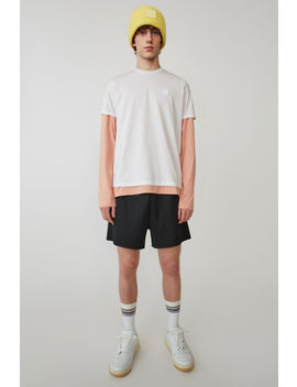 Classic T Shirt Optic White by Acne Studios