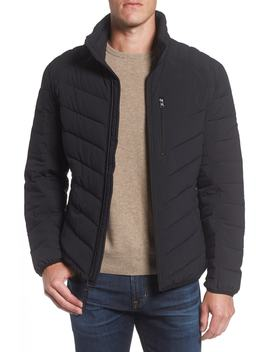 Bergen Quilted Down Jacket by Marc New York