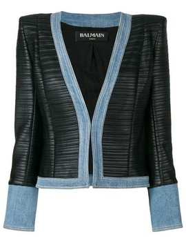 Perfectly Fitted Jacket by Balmain