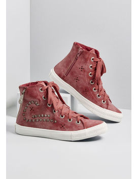 Anything But Ordinary Hi Top Sneaker by Blowfish