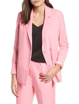 Peaked Lapel Jacket by English Factory