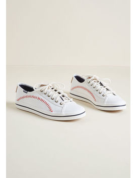 Energetic Addition Canvas Sneaker In Baseball by Keds