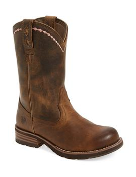 Unbridled Roper Western Boot by Ariat