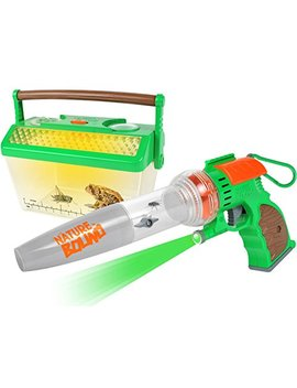 Nature Bound Bug Catcher Vacuum Light Up Critter Habitat Case Backyard Exploration   Complete Kit Kids by Nature Bound
