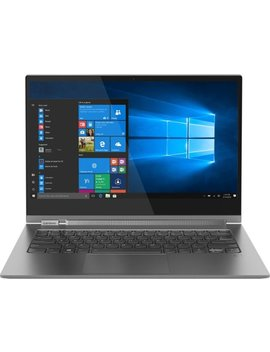 """Yoga C930 2 In 1 13.9"""" Touch Screen Laptop   Intel Core I7   12 Gb Memory   256 Gb Solid State Drive   Iron Gray by Lenovo"""