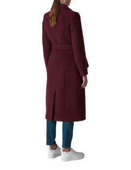 Penelope Belted Coat by Whistles