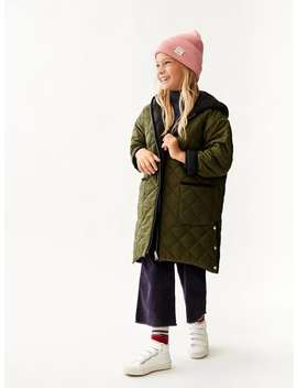 Reversible Quilted Jacket  Puffers & Down Coats Coats Girl by Zara