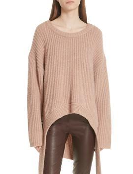 Olympia Merino Wool Blend Sweater by Grey Jason Wu