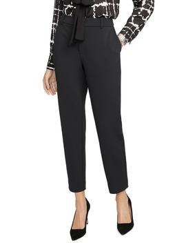Twill Crop Pants by Rachel Roy Collection