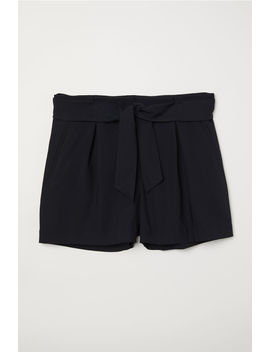 H&M+ Tailored Shorts by H&M