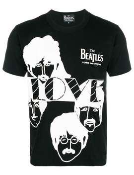 The Beatles T Shirt by The Beatles X Comme Des Garçons