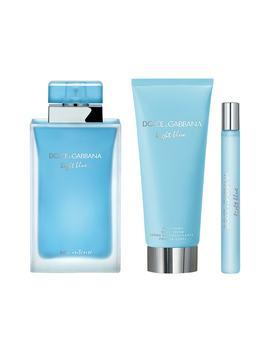 Beauty Light Blue Eau Intense Set by Dolce&Gabbana