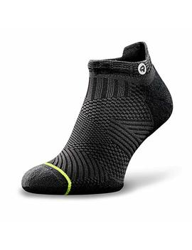 Rockay Accelerate Running Socks For Men And Women Organic Merino Wool & Anti Blister & Compression Arch (1 Pair) by Amazon