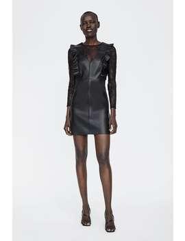 Combined Tube Dress  Dresseswoman by Zara