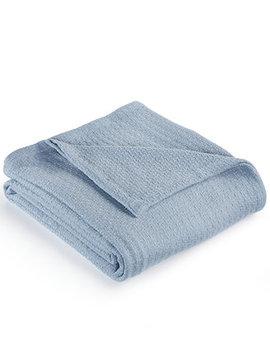 Classic 100 Percents Cotton Full/Queen Blanket by Lauren Ralph Lauren