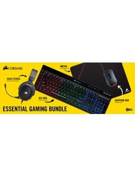 Essential Wired Gaming Bundle by Corsair